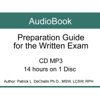 CD MP3 - 14 hours on 1 Disc - Preparation Guide for the Written Exam [DS07CD]